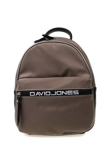 David Jones Sırt Çantası Gri